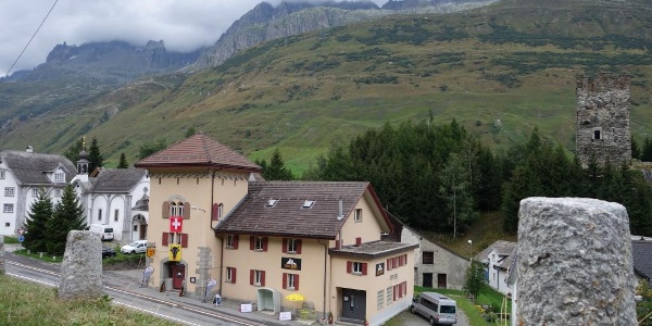 die sust lodge am gotthard